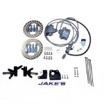Jake's E-Z-GO Non-Lifted Hydraulic Brakes (Fits 2001.5-Up)